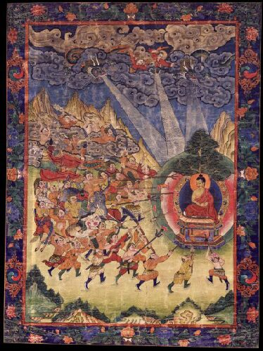 buddha-defeats-maras-armies
