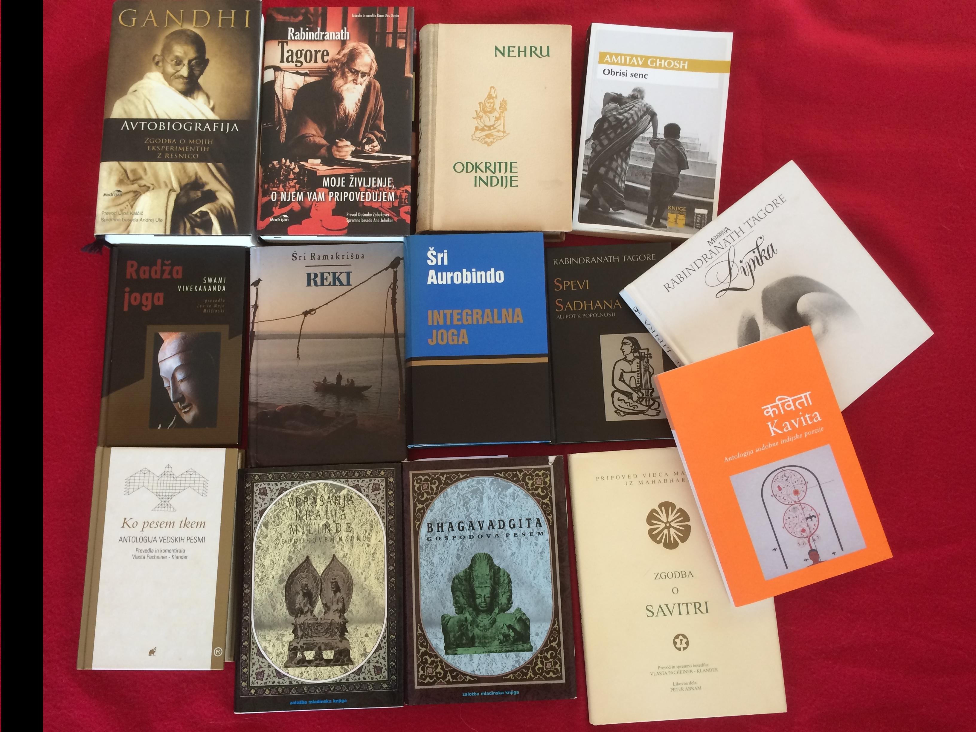 indijske knjige